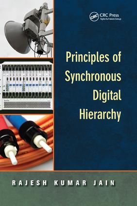 Principles of Synchronous Digital Hierarchy: 1st Edition (Paperback) book cover