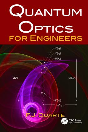 Quantum Optics for Engineers: 1st Edition (Paperback) book cover