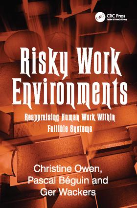 Risky Work Environments: Reappraising Human Work Within Fallible Systems, 1st Edition (Paperback) book cover