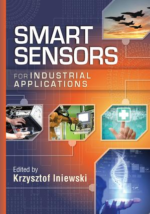 Smart Sensors for Industrial Applications book cover
