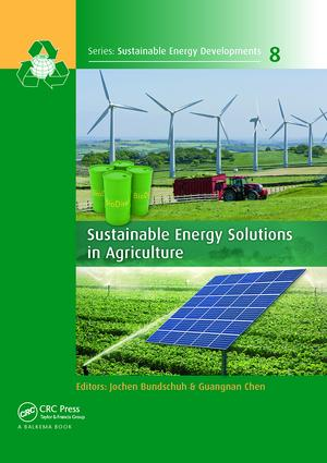 Sustainable Energy Solutions in Agriculture book cover