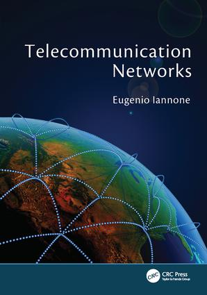 Telecommunication Networks book cover