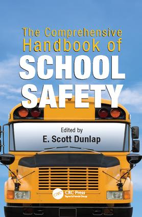 The Comprehensive Handbook of School Safety: 1st Edition (Paperback) book cover