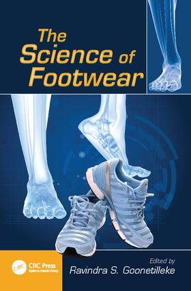 The Science of Footwear: 1st Edition (Paperback) book cover