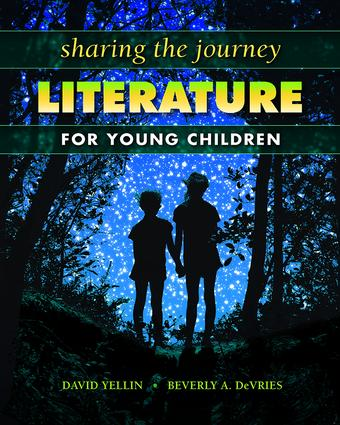 Sharing the Journey: Literature for Young Children: Literature for Young Children book cover