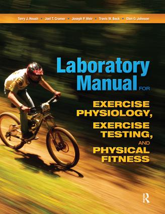 Laboratory Manual for Exercise Physiology, Exercise Testing, and Physical Fitness book cover