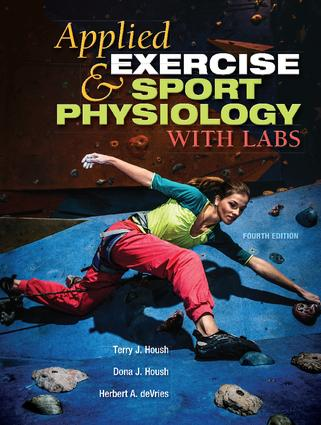 Applied Exercise and Sport Physiology, With Labs: 4th Edition (Hardback) book cover