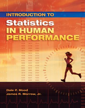 Introduction to Statistics in Human Performance book cover