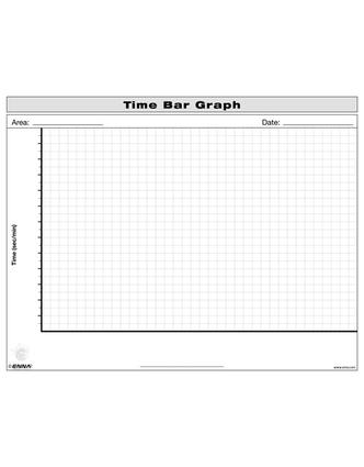 Time Bar Graph: 1st Edition (Loose-leaf) book cover