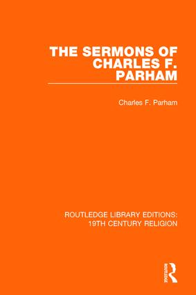 The Sermons of Charles F. Parham: 1st Edition (Paperback) book cover