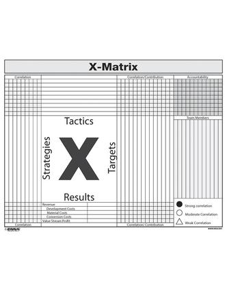 X-Matrix: 1st Edition (Loose-leaf) book cover