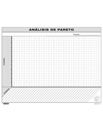 VSM: Pareto Analysis Form (Spanish): Pareto Analysis Form (Spanish), 1st Edition (Loose-leaf) book cover