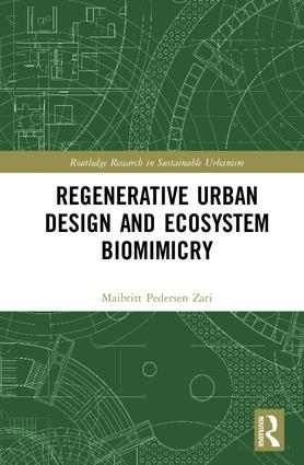 Regenerative Urban Design and Ecosystem Biomimicry book cover