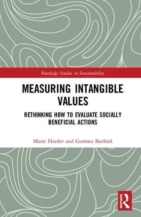 Measuring Intangible Values: Rethinking How to Evaluate Socially Beneficial Actions book cover