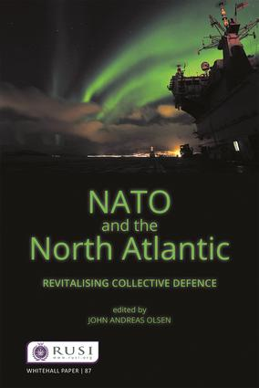 NATO and the North Atlantic: Revitalising Collective Defence book cover