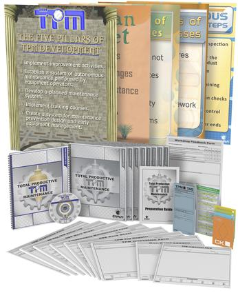 TPM Training Package: 1st Edition (Pack) book cover