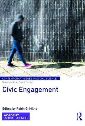 Civic Engagement book cover