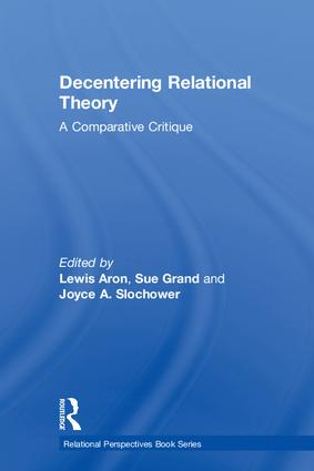 Decentering Relational Theory: A Comparative Critique, 1st Edition (Hardback) book cover