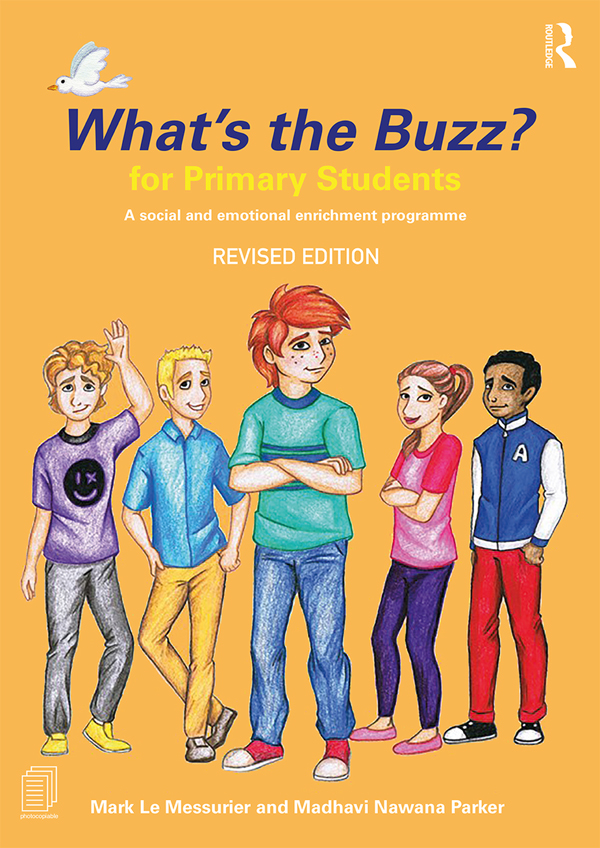 What's the Buzz? for Primary Students: A Social and Emotional Enrichment Programme book cover
