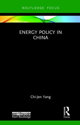 Energy Policy in China book cover