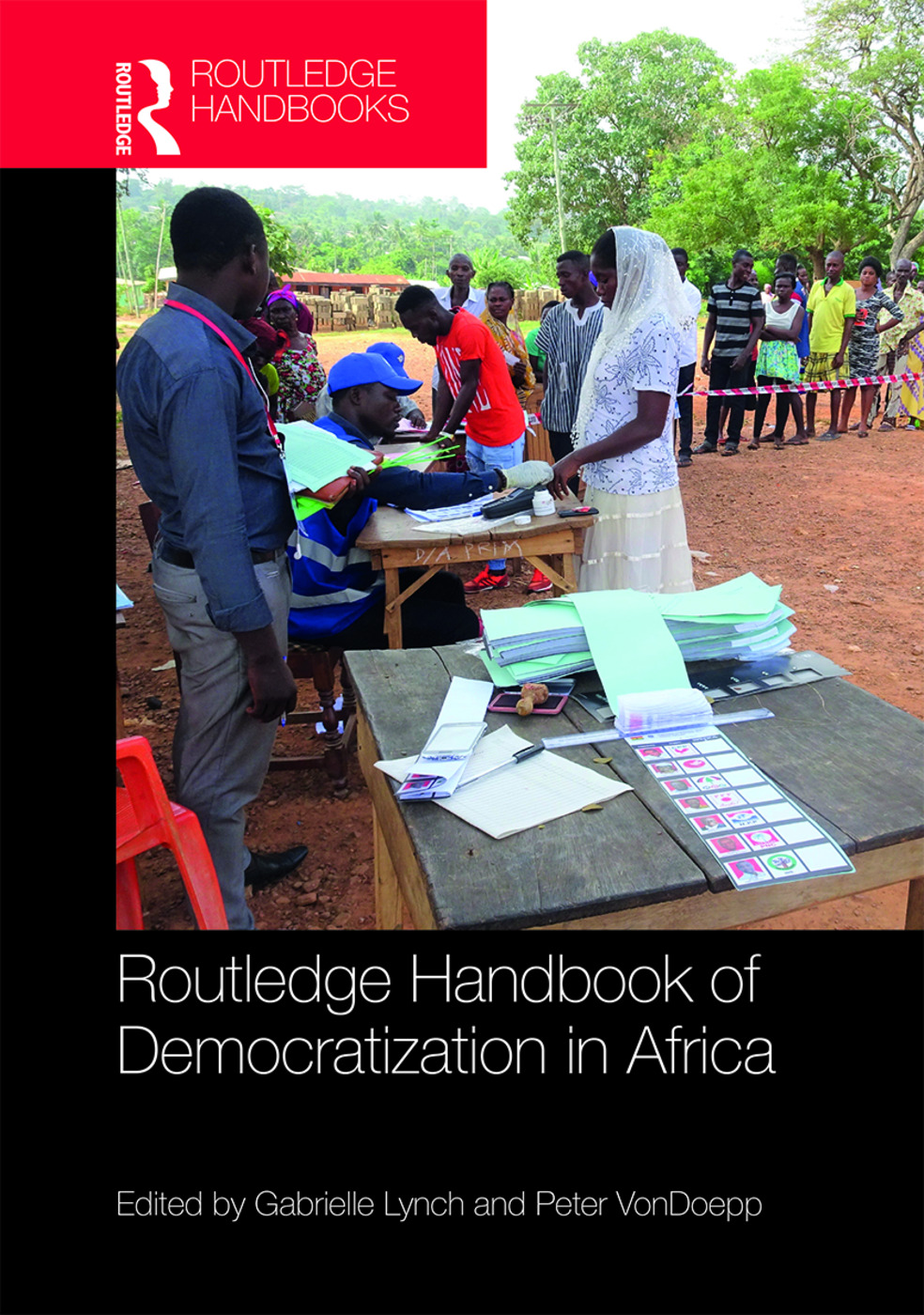 Routledge Handbook of Democratization in Africa book cover