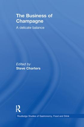 The Business of Champagne: A Delicate Balance book cover
