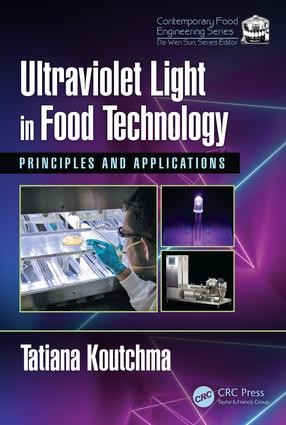Ultraviolet Light in Food Technology: Principles and Applications book cover