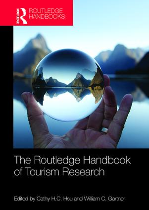 The Routledge Handbook of Tourism Research: 1st Edition (Paperback) book cover