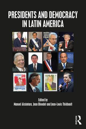 Presidents and Democracy in Latin America: 1st Edition (Paperback) book cover