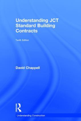 Understanding JCT Standard Building Contracts editions