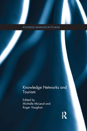Knowledge Networks and Tourism book cover
