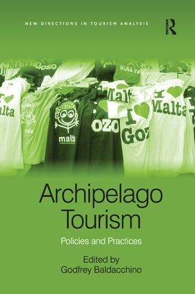 Archipelago Tourism: Policies and Practices, 1st Edition (Paperback) book cover