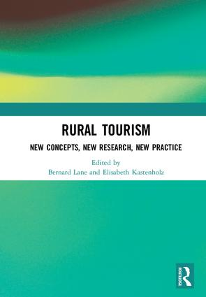 Rural Tourism: New Concepts, New Research, New Practice book cover