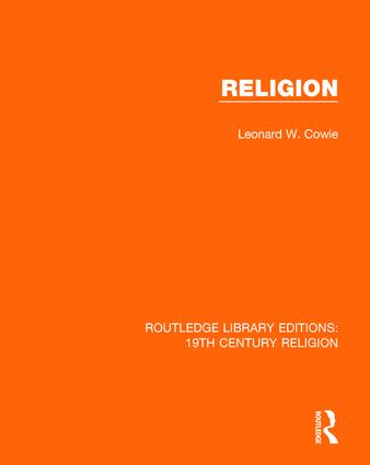 Religion book cover