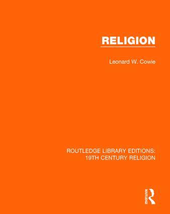 Religion book cover