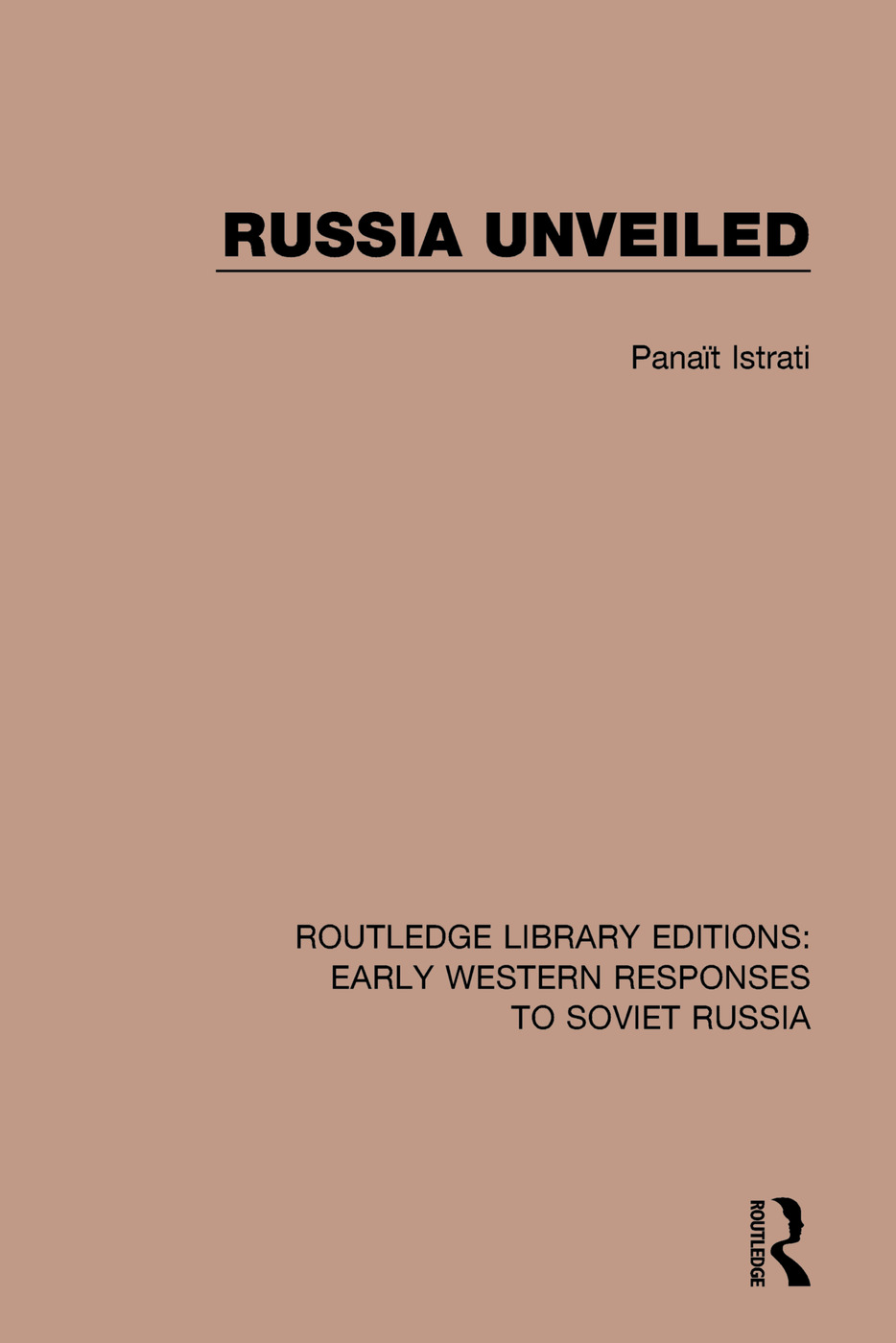 Russia Unveiled book cover