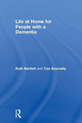 Life at Home for People with a Dementia book cover