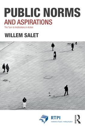 Public Norms and Aspirations: The Turn to Institutions in Action book cover