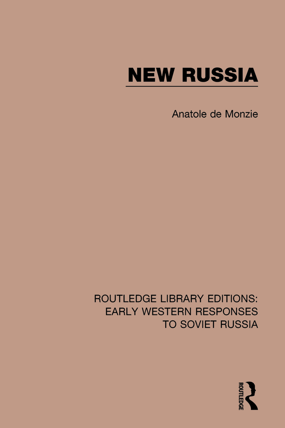 New Russia book cover