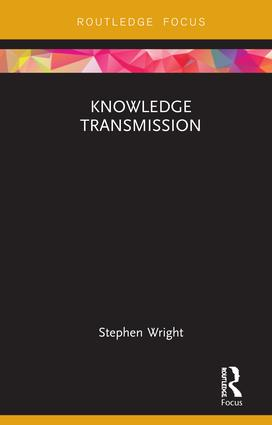 Knowledge Transmission book cover