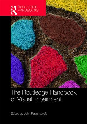 The Routledge Handbook of Visual Impairment book cover