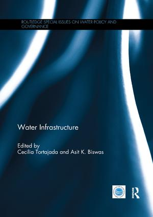 Water Infrastructure: 1st Edition (Paperback) book cover