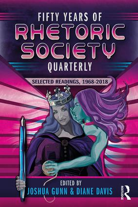 Fifty Years of Rhetoric Society Quarterly: Selected Readings, 1968-2018 book cover