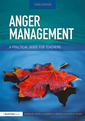 Anger Management: A Practical Guide for Teachers book cover