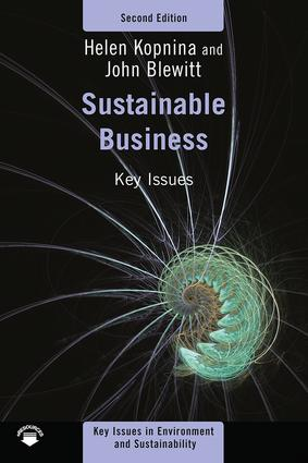 Sustainable Business: Key Issues, 2nd Edition (e-Book) book cover