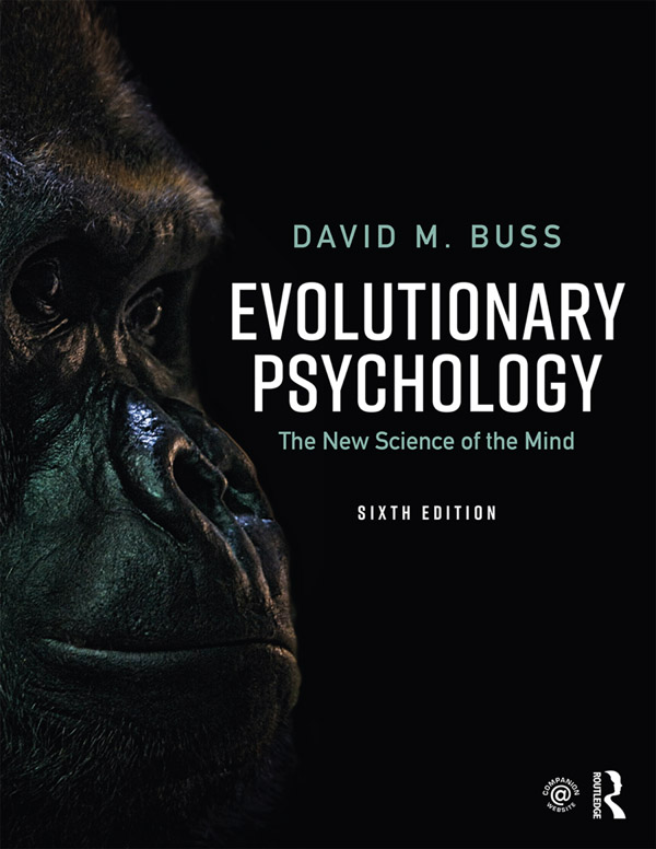 Evolutionary Psychology: The New Science of the Mind book cover