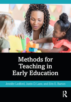 Methods for Teaching in Early Education: 1st Edition (Paperback) book cover