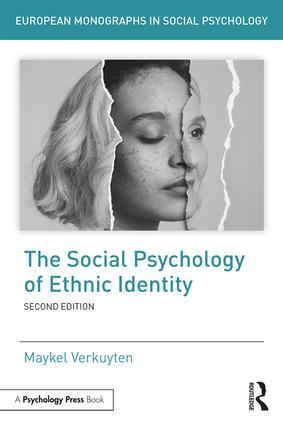 The Social Psychology of Ethnic Identity book cover