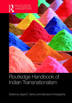 Routledge Handbook of Indian Transnationalism book cover