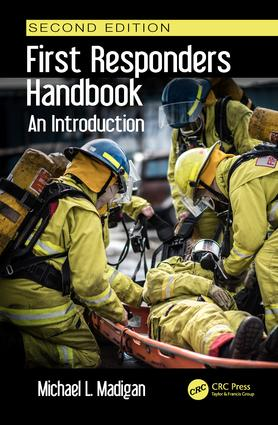 First Responders Handbook: An Introduction, Second Edition (Hardback) book cover
